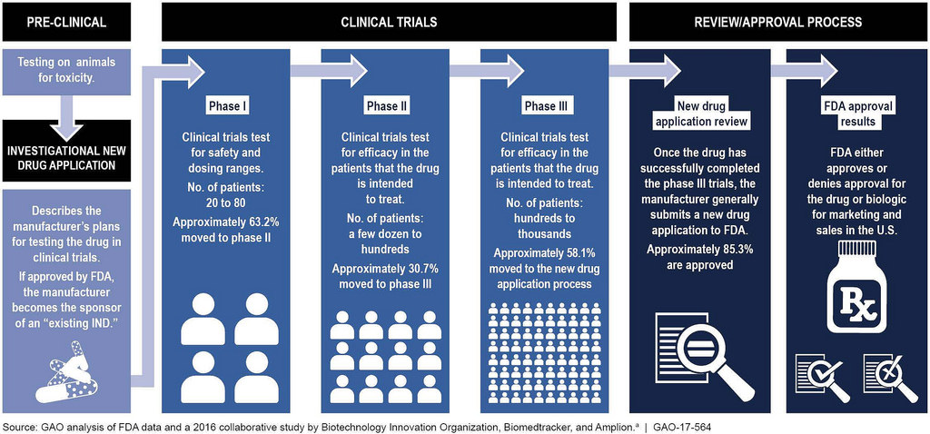 Clinical Trials Phases Photo
