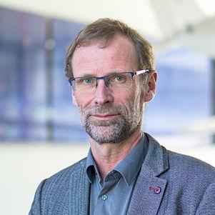 dr. ir. S. van der Zwaag Photo