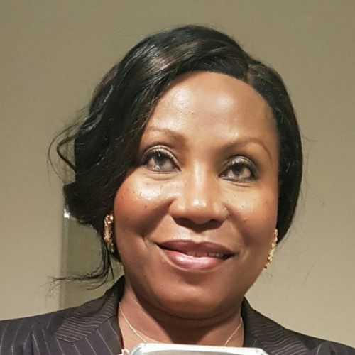 Dr Danielle IWANDZA Photo