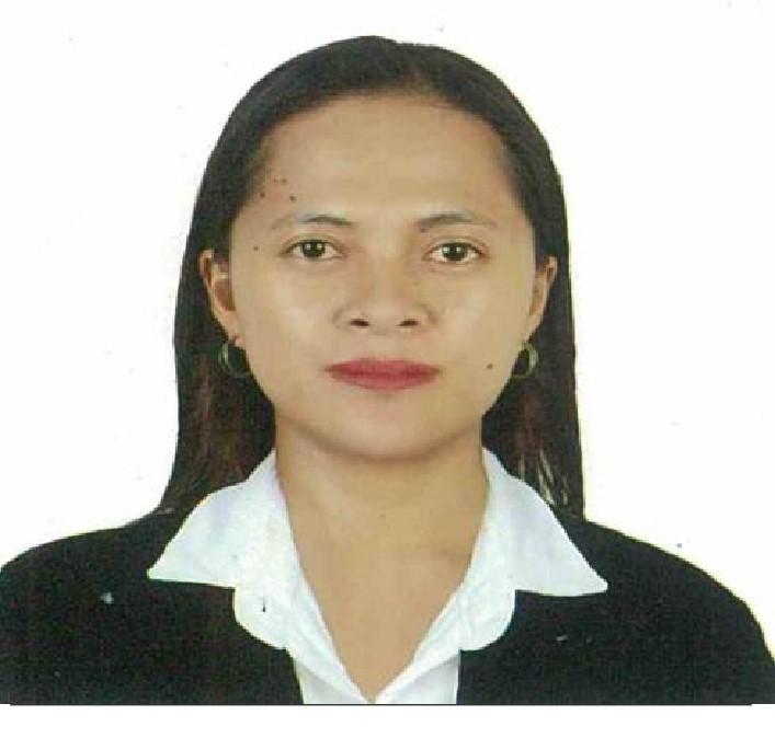 Dr. Edith Cyrill L. Caysido Photo