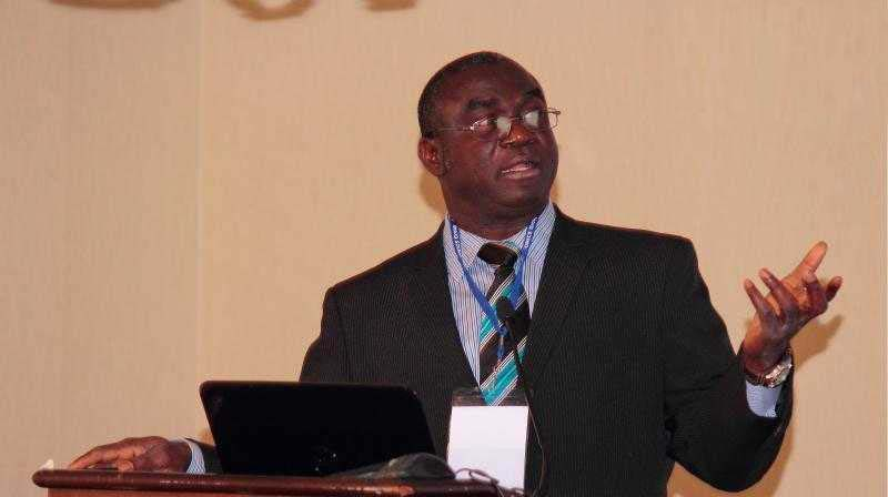 Allied Academies Clinical Pharmacology 2017 Co-Chair Speaker O O Oguntibeju photo