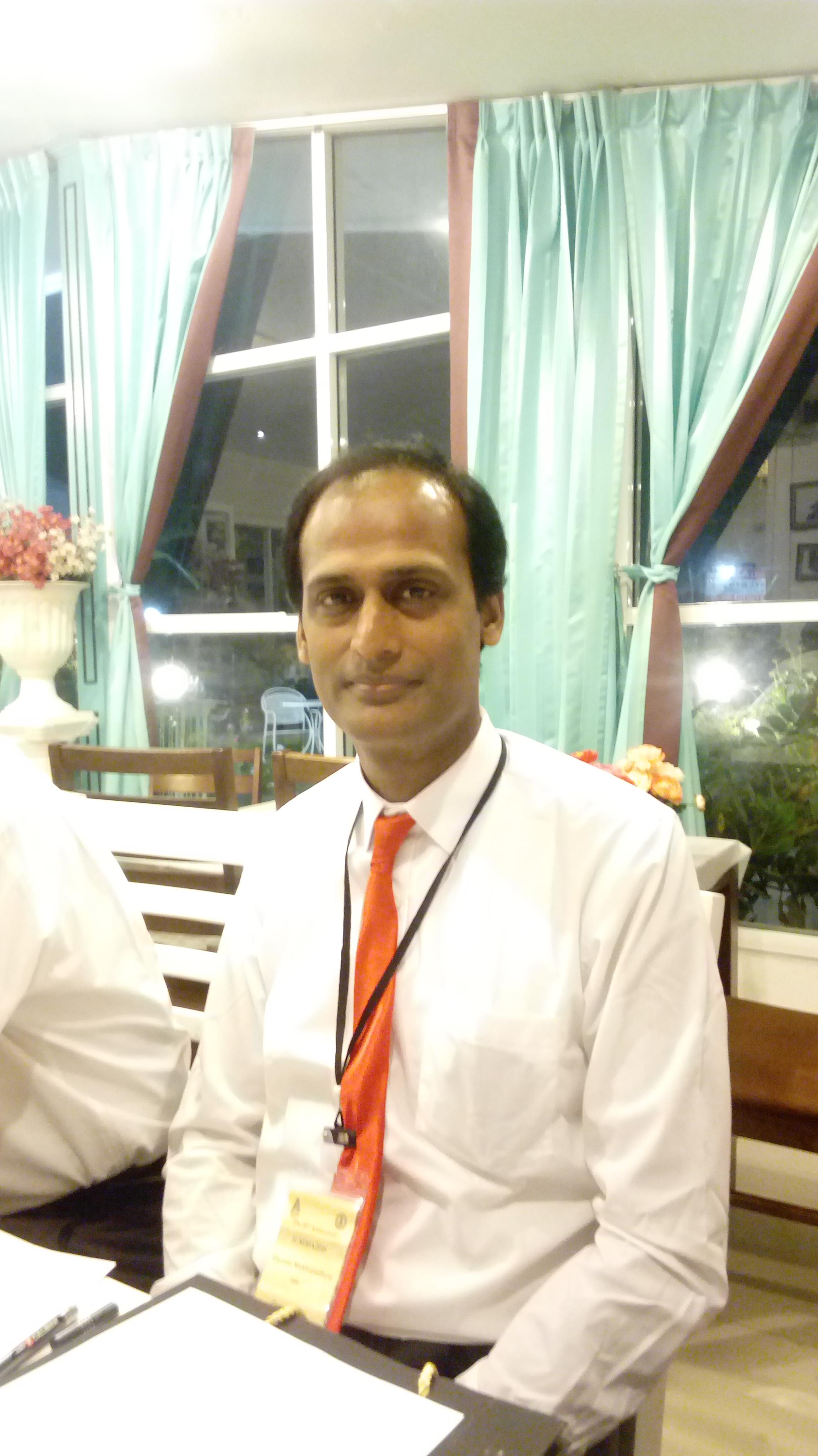 Dr. Goutam Mukhopadhyay