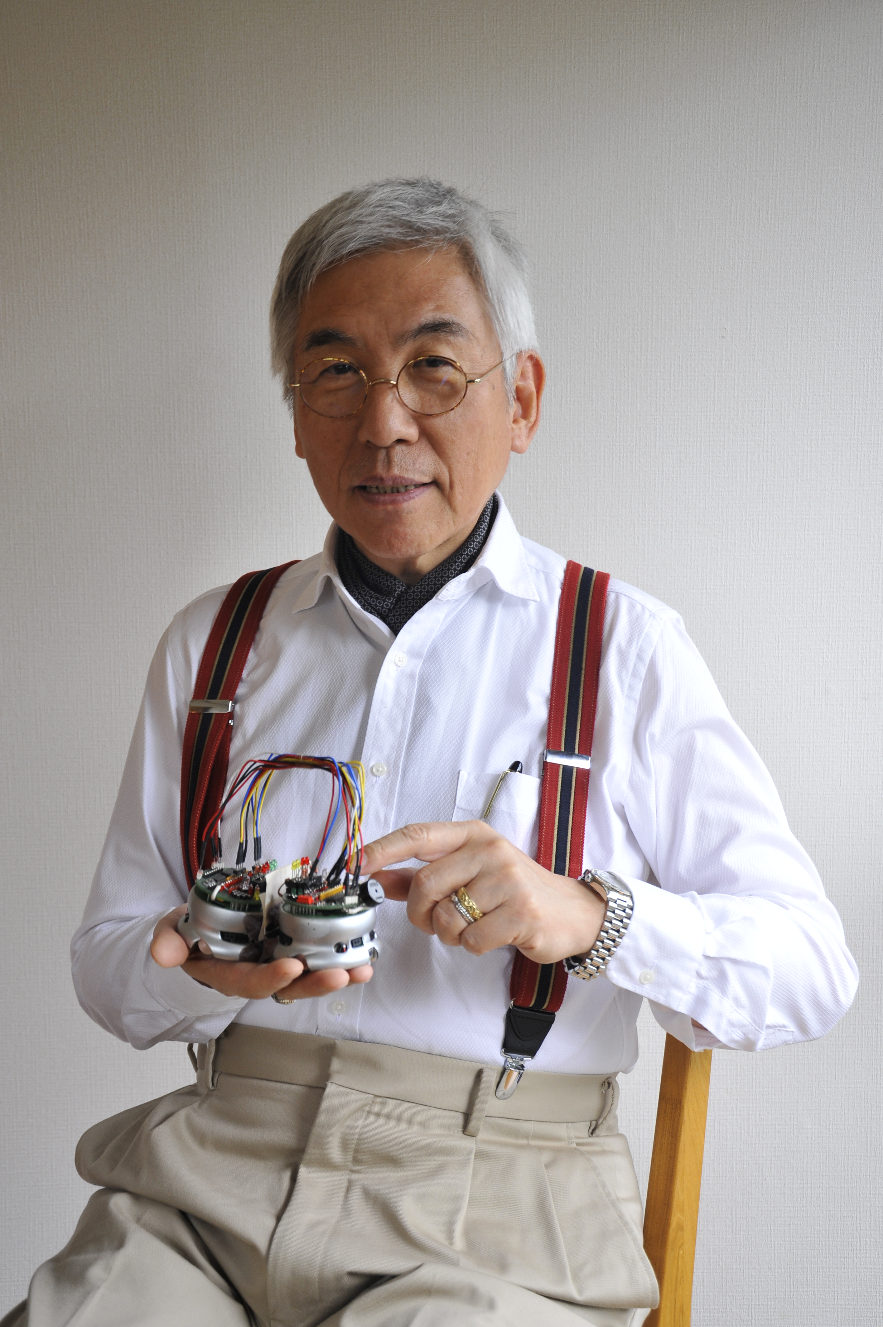 Professor. Junichi Takeno Photo