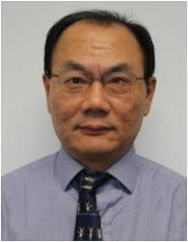 Dr. Yan Huang Photo