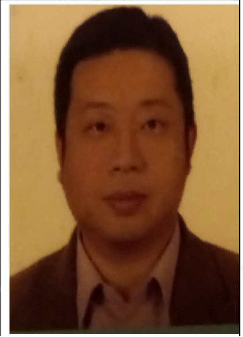 Dr.  Bo-Jian Wu Photo