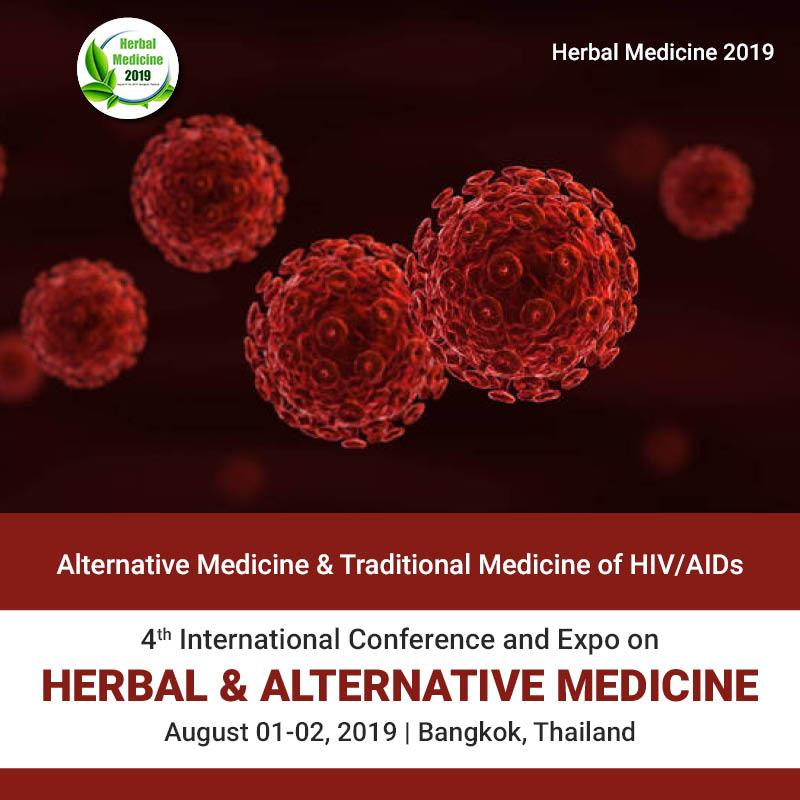 Herbal Medicine | Alternative Medicine | Conferences | Asia