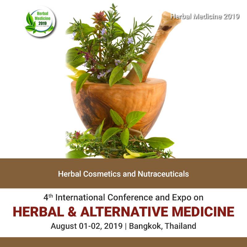 Herbal Medicine | Alternative Medicine | Conferences | Asia-Pacific