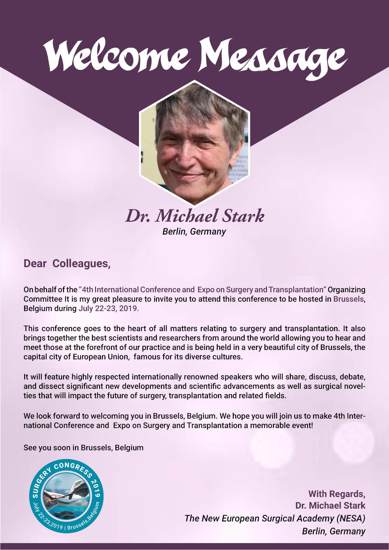 Surgery | Transplantation | ENT | Conferences| Congress