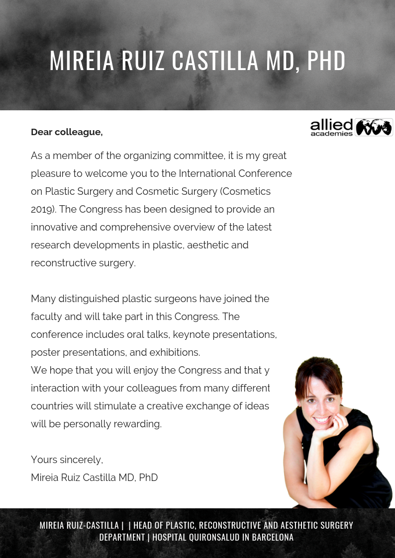 Cosmetic Surgery Conference | Plastic Surgery Congress