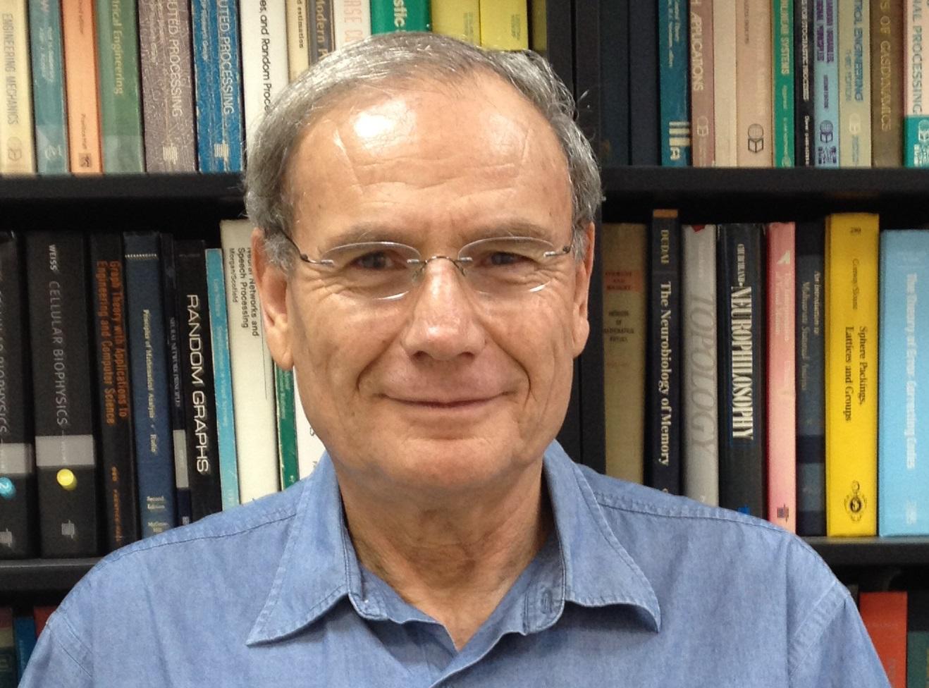 Prof Yoram Baram Photo