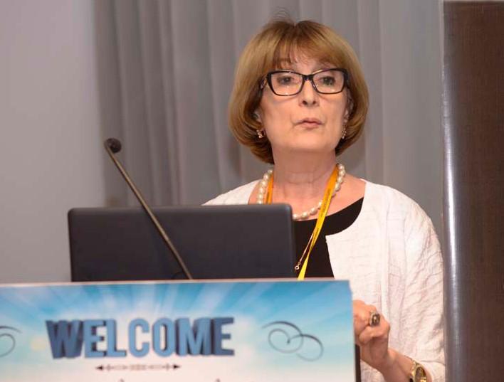 Allied Academies Analytical Chemistry 2018 Keynote Speaker Gorgaslidze N photo